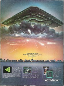 The Dreadnaught Factor - Beamrider (magazine ad)